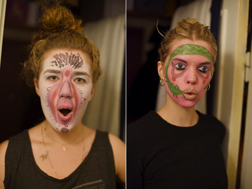 ansiktsmålning