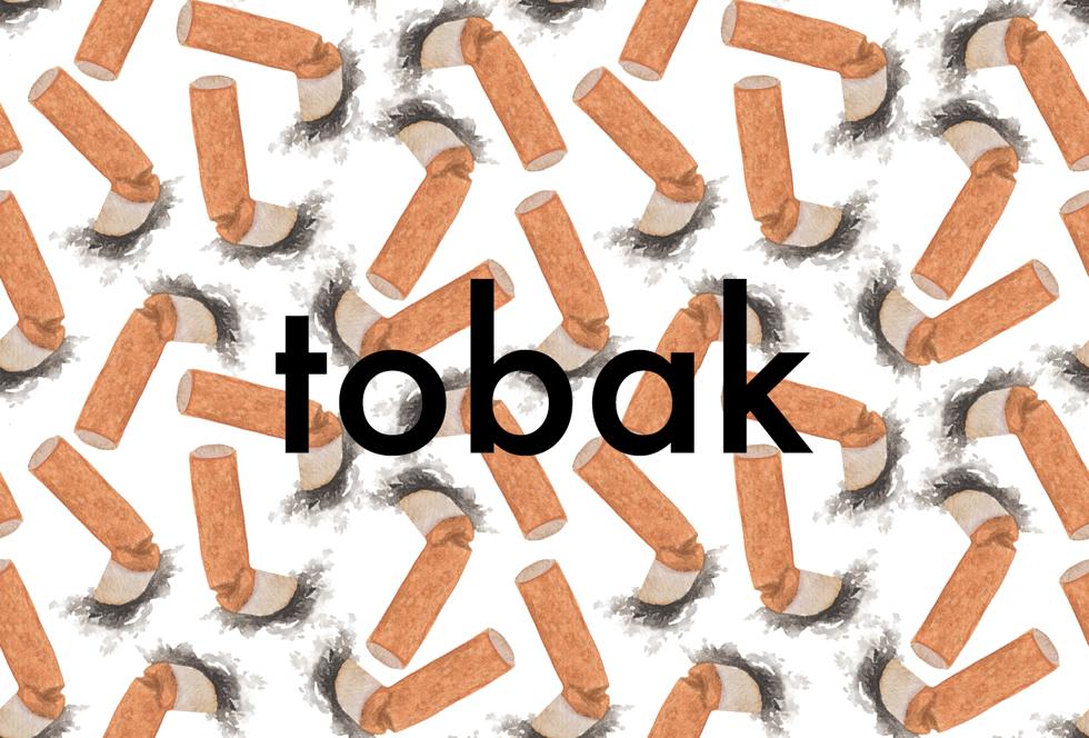 diskussion tobak