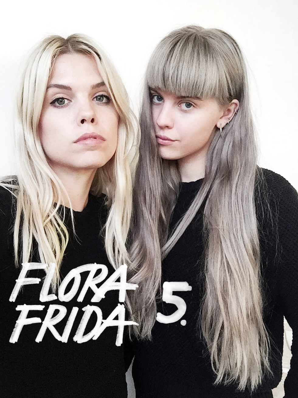 Flora & Frida podcast, 5