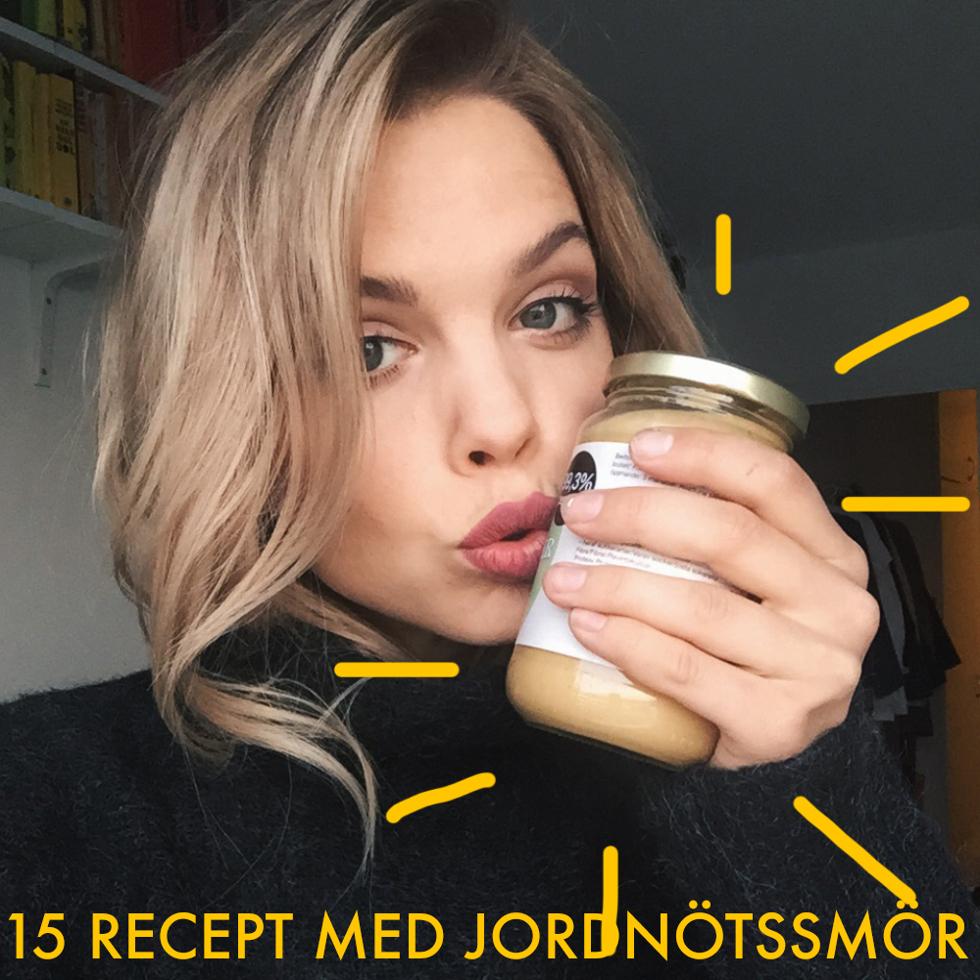 15 recept med jordnötssmör - flora.metromode.se, @florawis