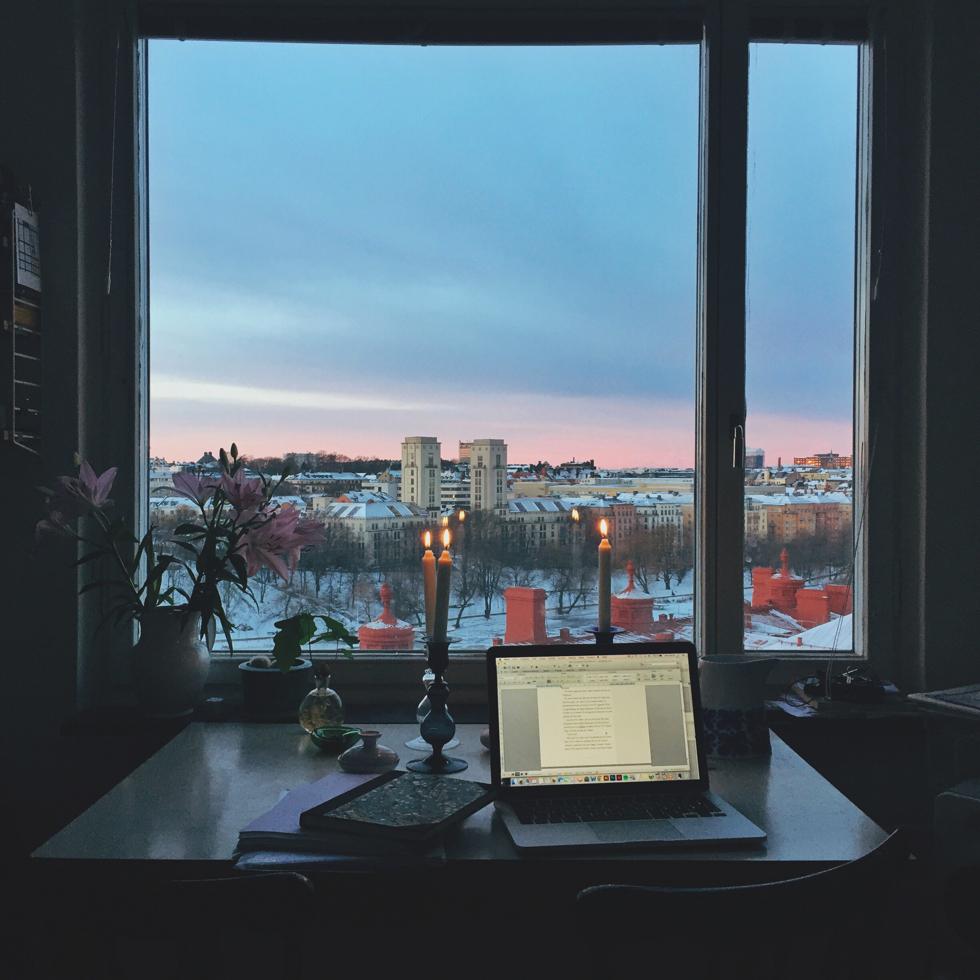 Flora Wiström's writing spot - flora.metromode.se, @florawis