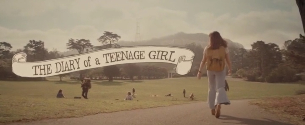 The Diary of a Teenage Girl - flora.metromode.se