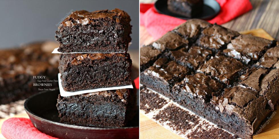 Veganska brownies