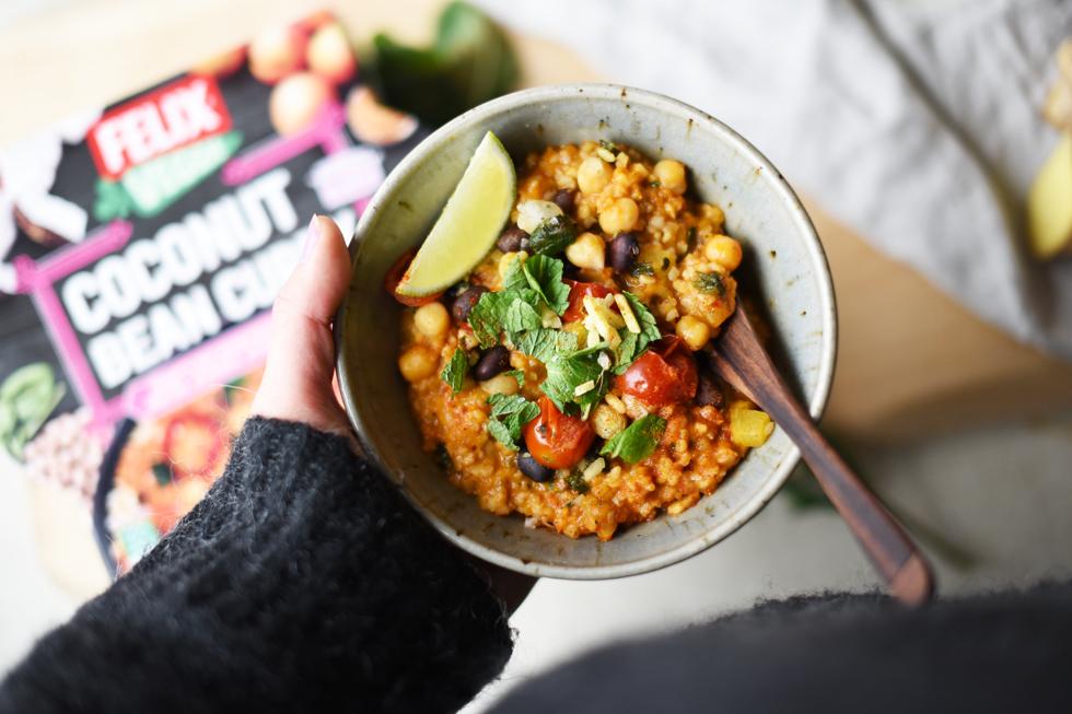 Felix - Coconut bean curry
