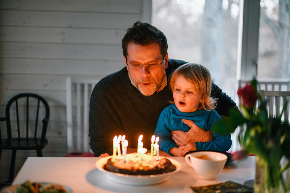 pappas födelsedag - flora.metromode.se