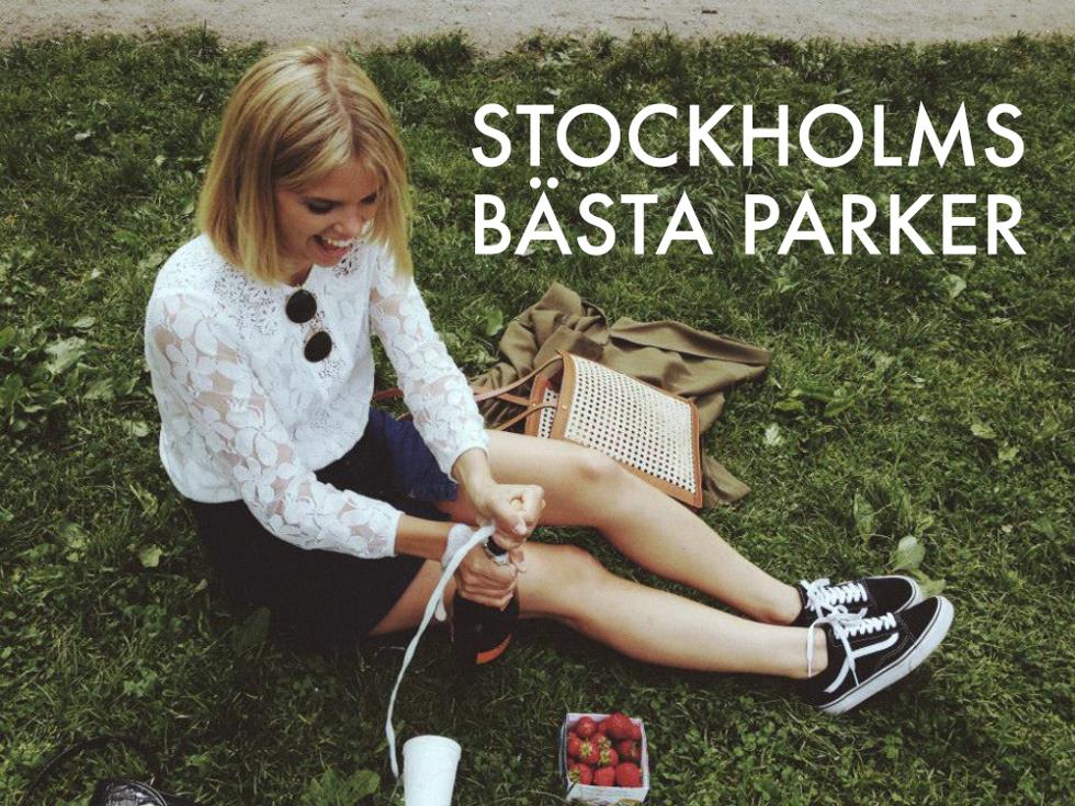 Stockholms bästa parker - Flora Wiström, florasblogg.se, @florawis