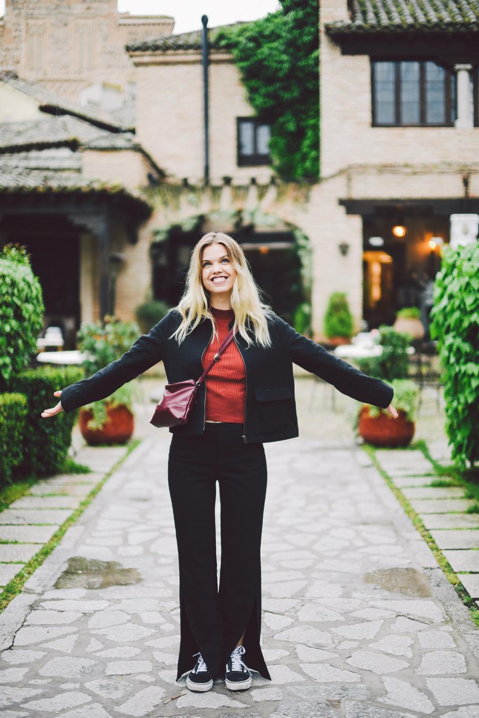 Outfit Flora Wiström, florasblogg.se, @florawis