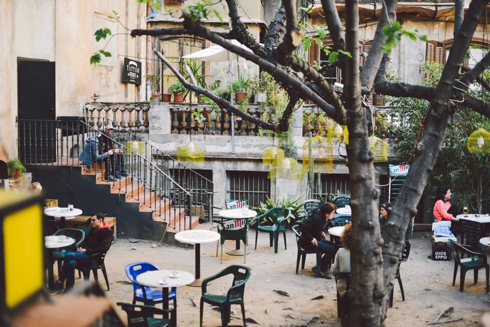Antic Teatre Barcelona - florasblogg.se, @florawis