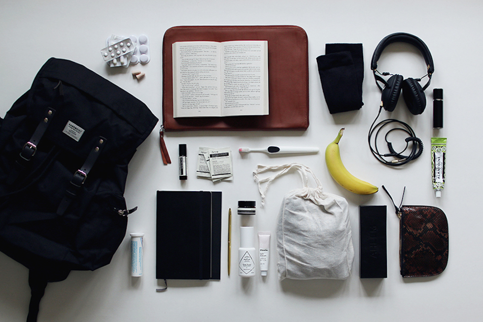 Hanna_stefansson_how_I_pack_my_hand_luggage