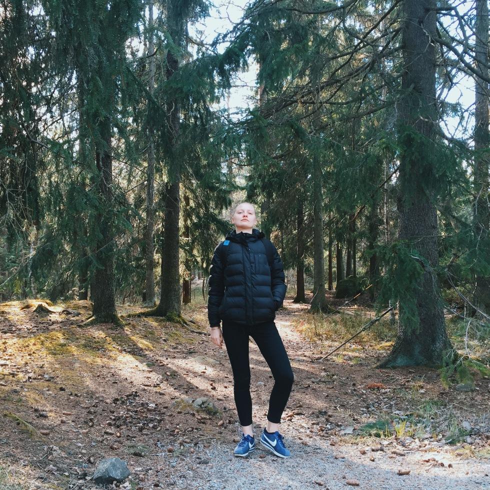Flora Wiström, florasblogg.se, @florawis