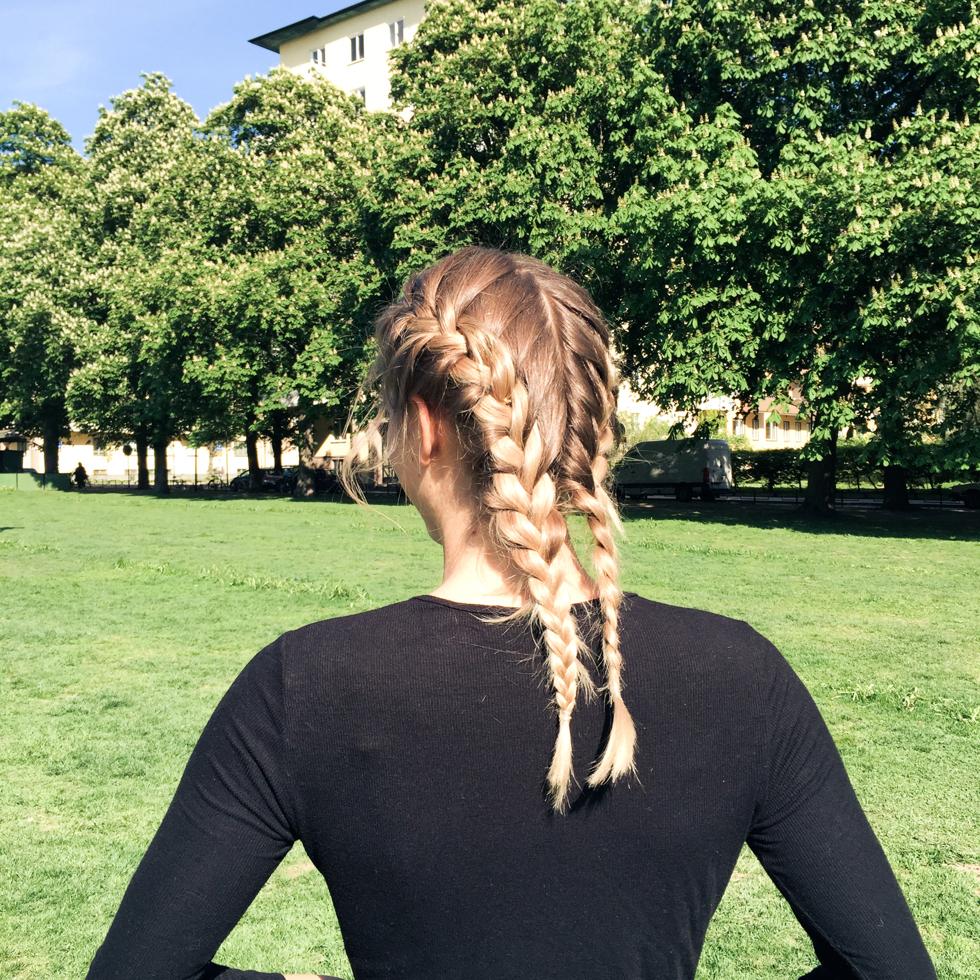 French braids - florasblogg.se @florawis