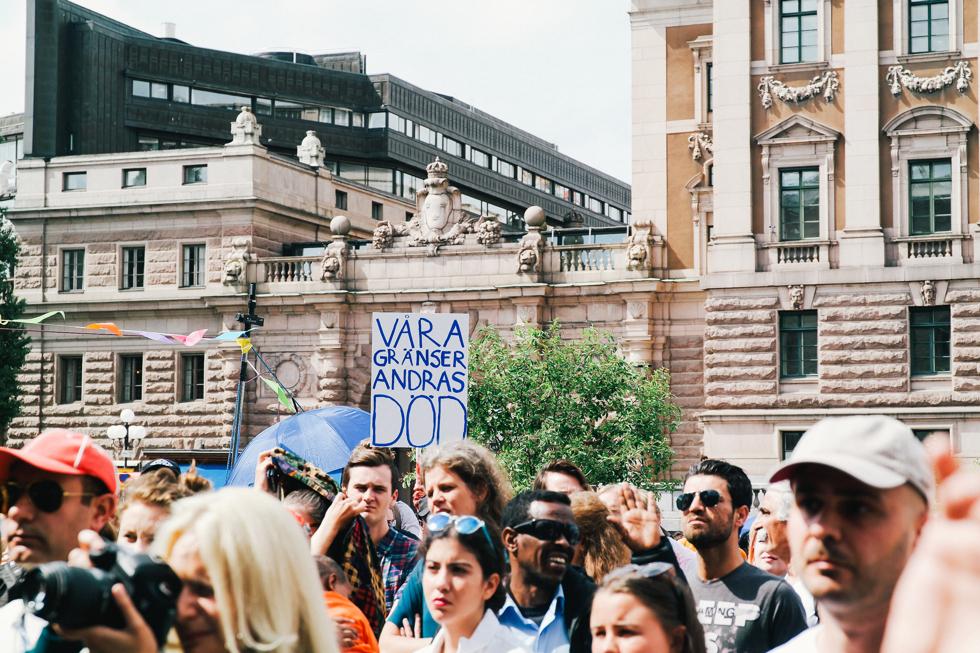 demonstration folkkampanj för asylrätt-15