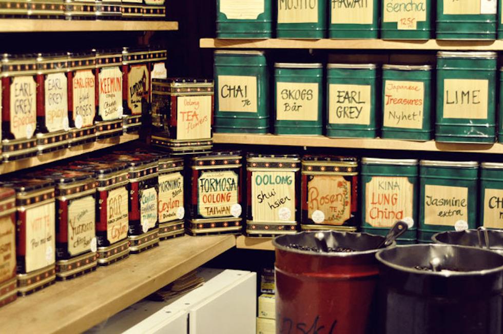 hötorgshallen te och kaffe