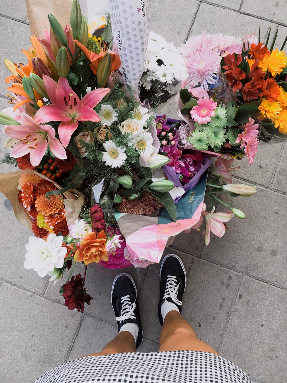 blommor flora releasefest