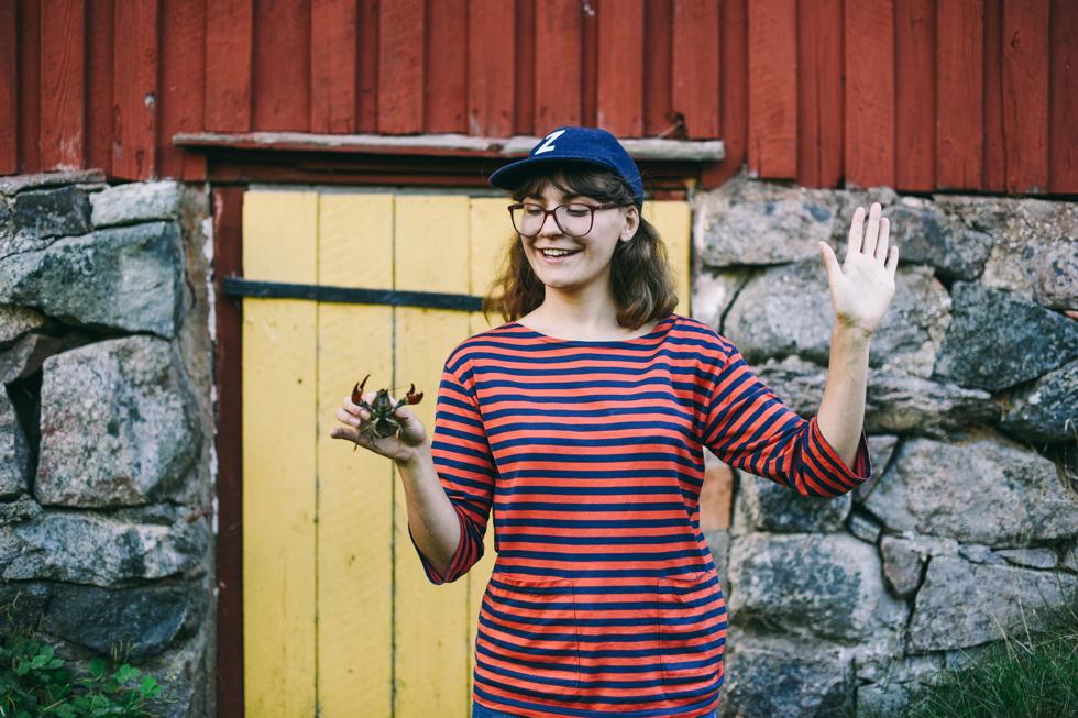 Sågaretorp Flora Wiström -50s