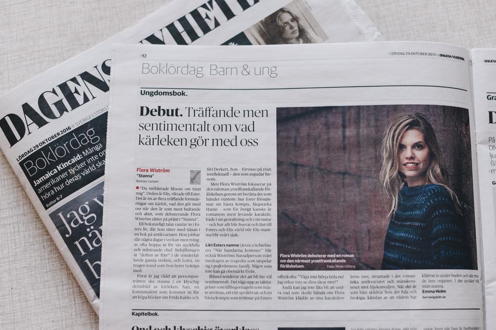 recension stanna flora wiström dagens nyheter-1