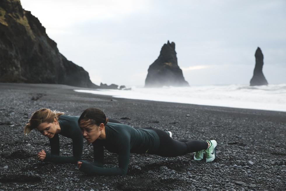 Frida Nim Flora x Nike Iceland training-15