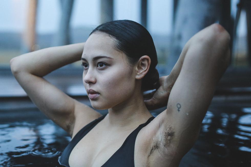 Frida Nim Flora x Nike Iceland training-37