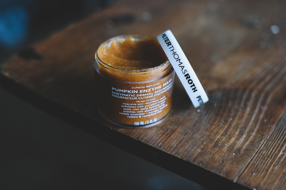 Pumpkin Enzyme Mask, Thomas Roth, Flora Wistrom