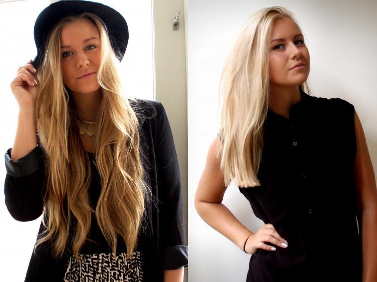 längre hår på kort tid
