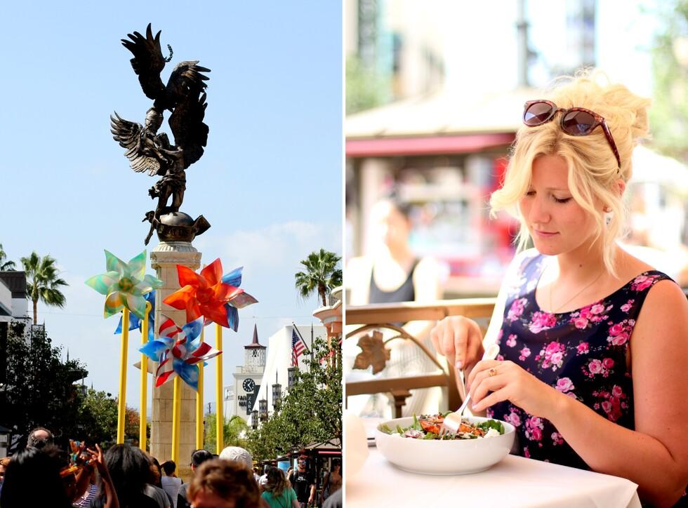 Los Angeles & Vegas 20143