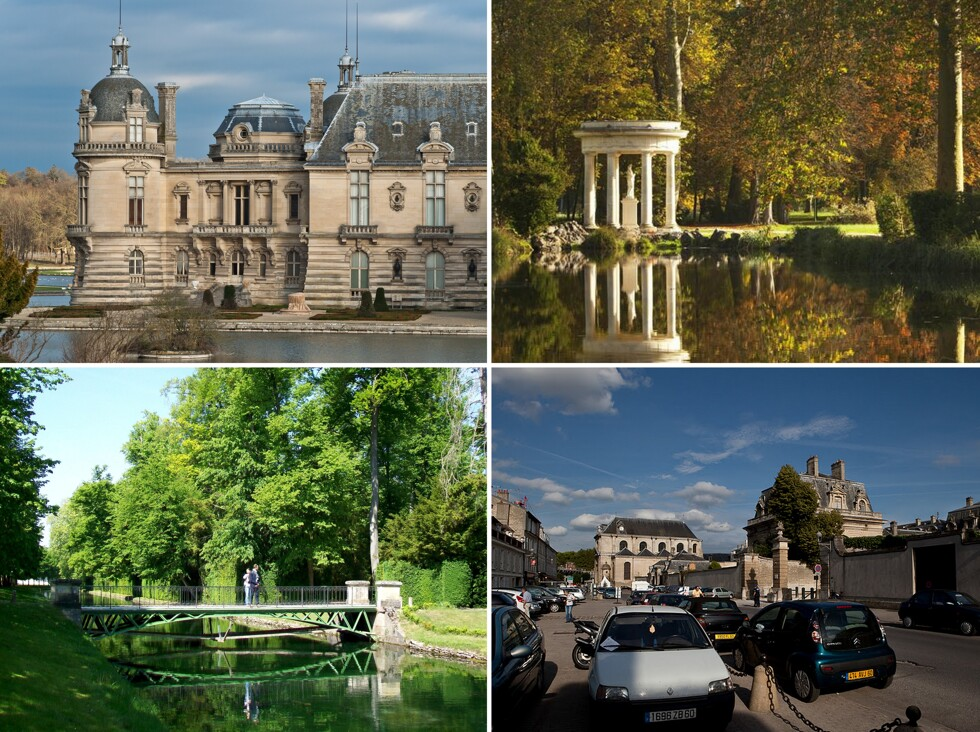 chantilly-france