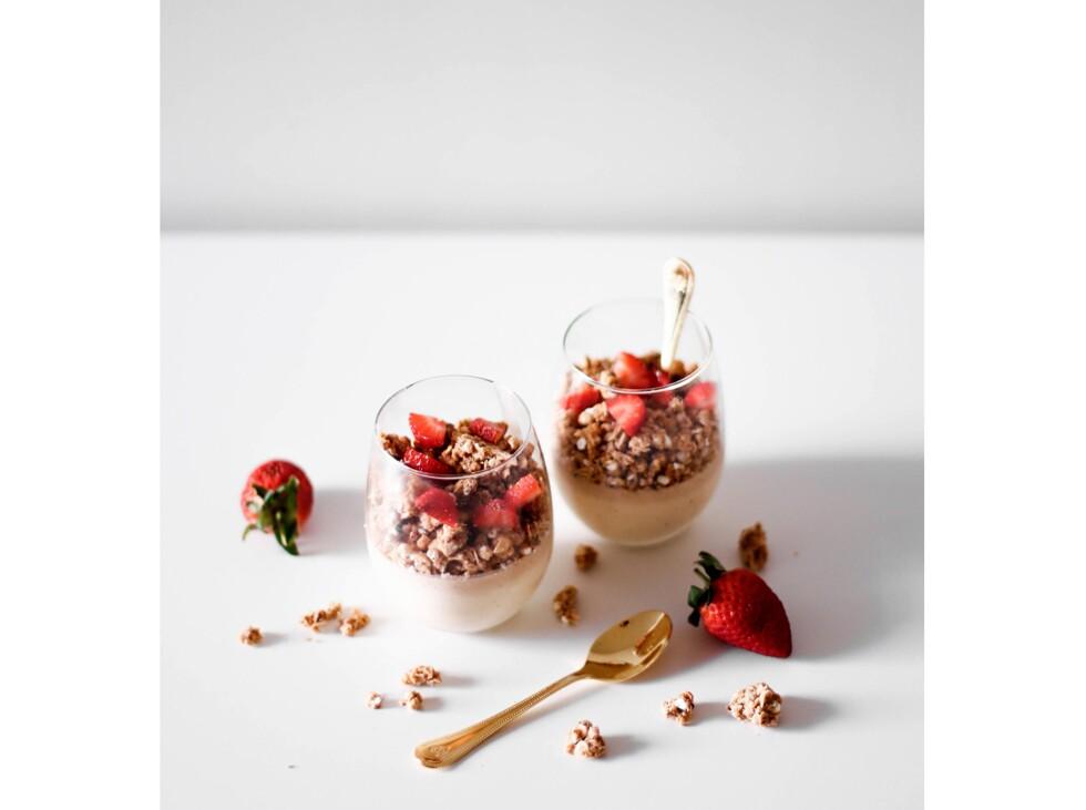 pannacotta-granola