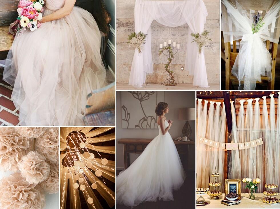 tulle-wedding