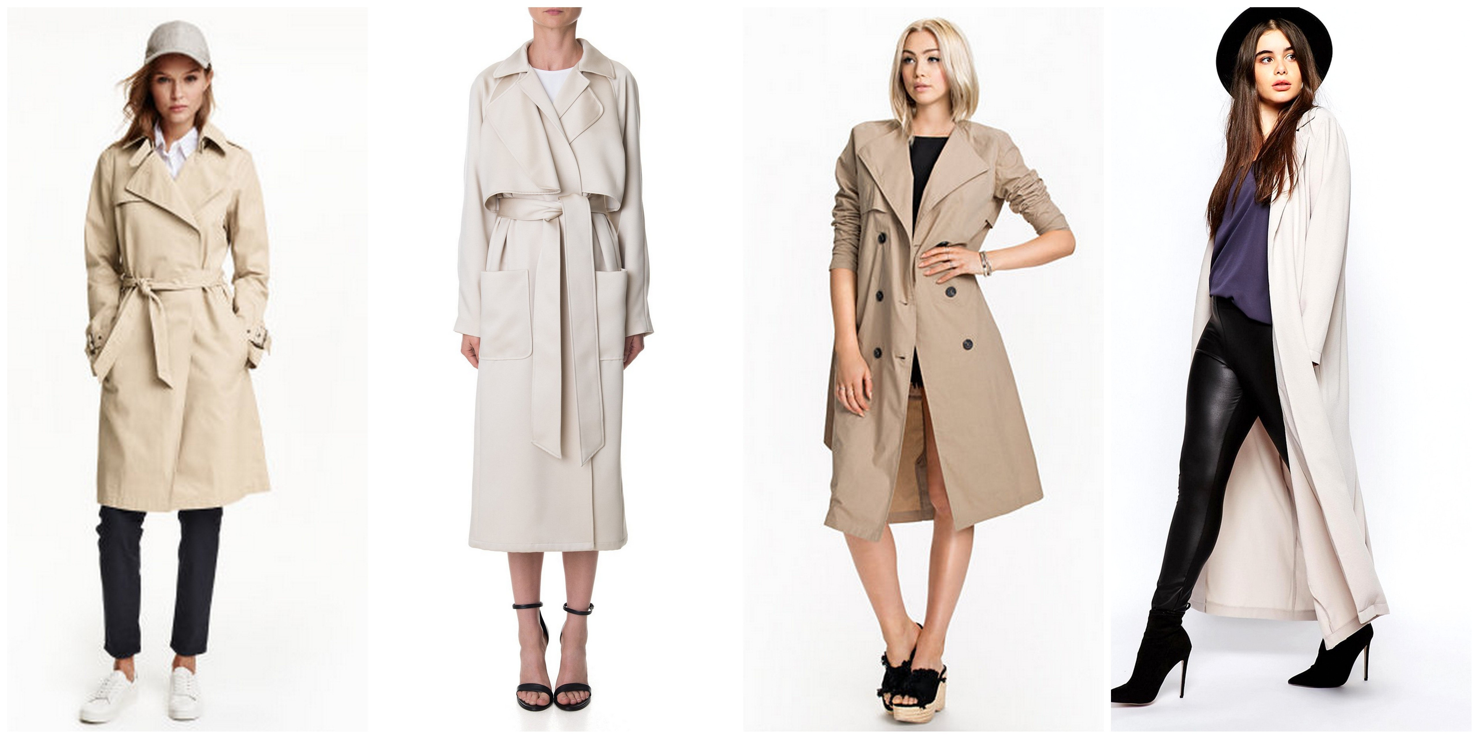 MUST HAVE FOR SPRING: BEIGE TRENCH COAT