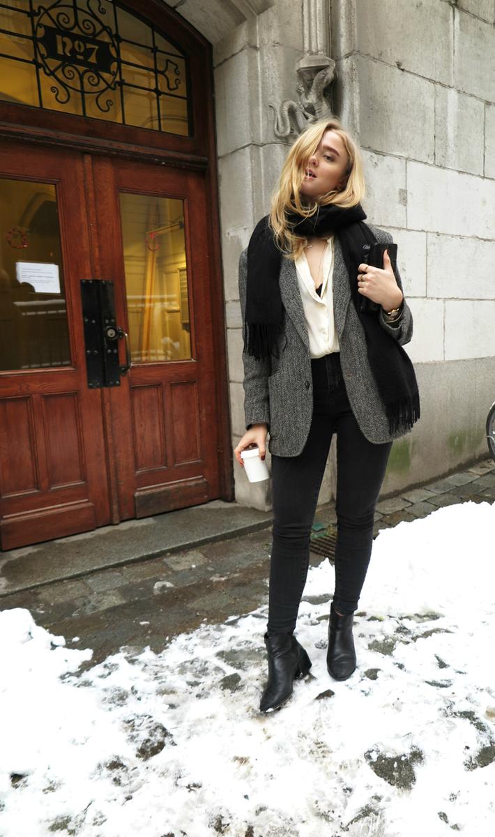Outfit januari