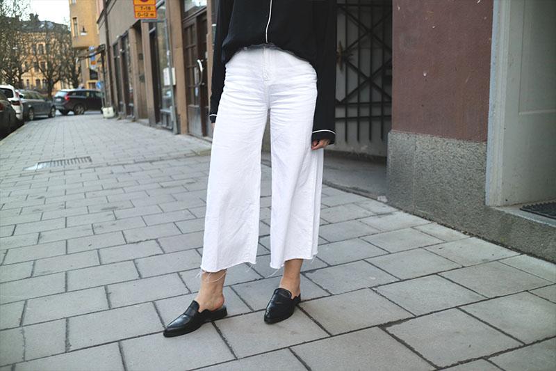 Dr Denim Culotte Jeans