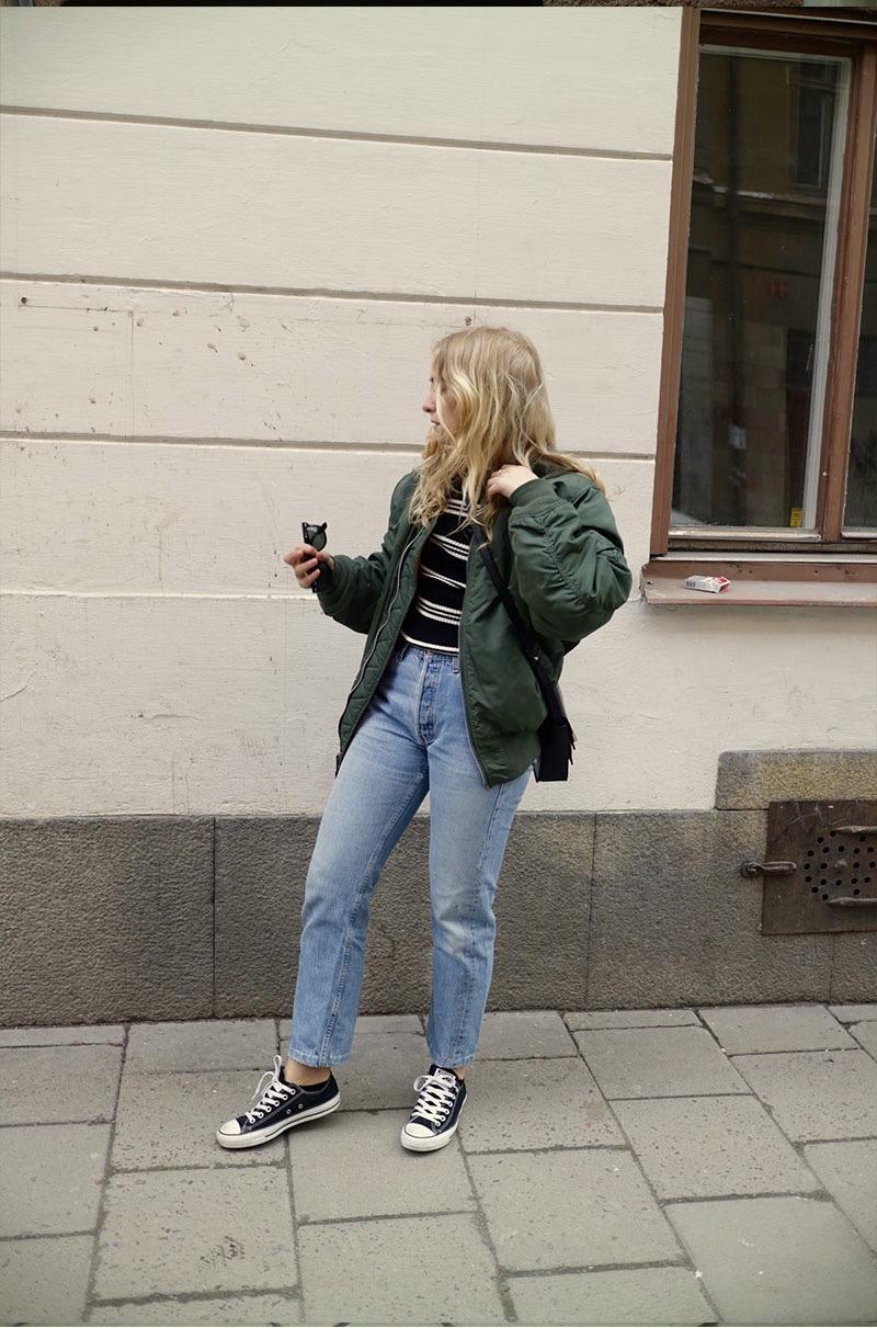 Fanny Ekstrand jeans