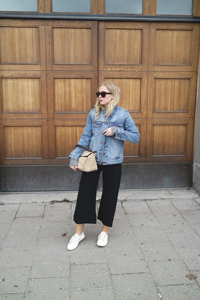 Fanny Ekstrand jeansjacka