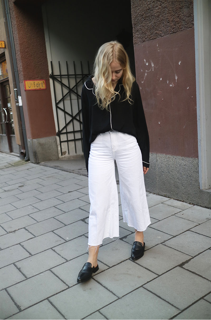 Fanny Ekstrand outfit culottes