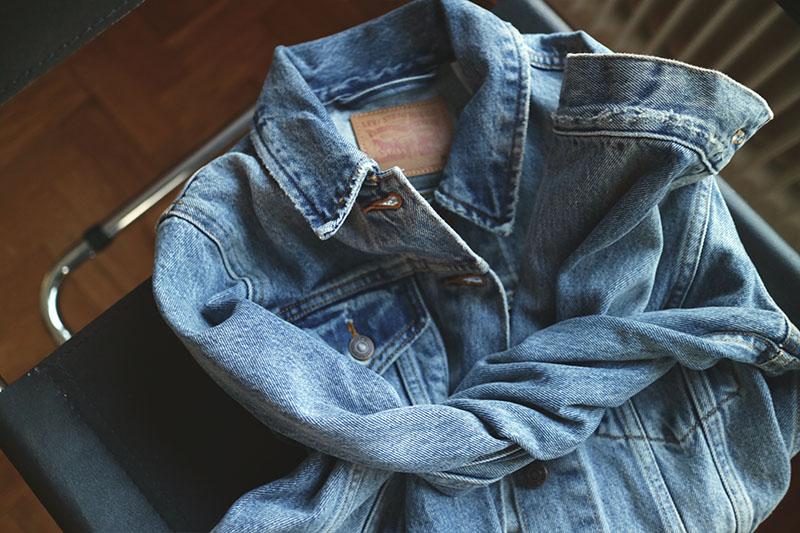 Levis jeansjacka