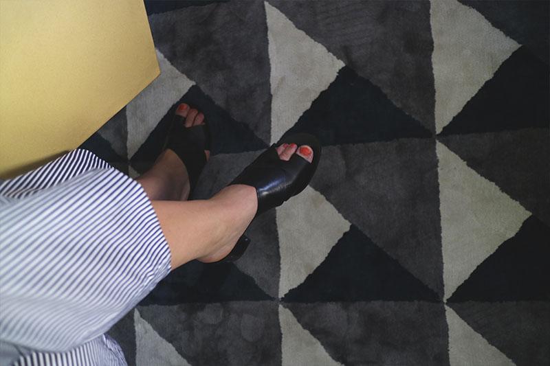 ATP Atelier sandaler med klack
