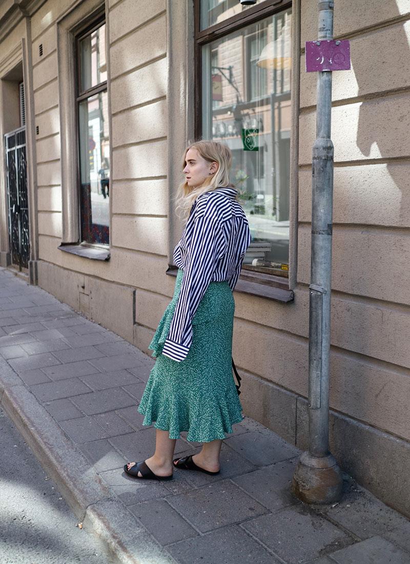 Fanny Ekstrand Skjorta