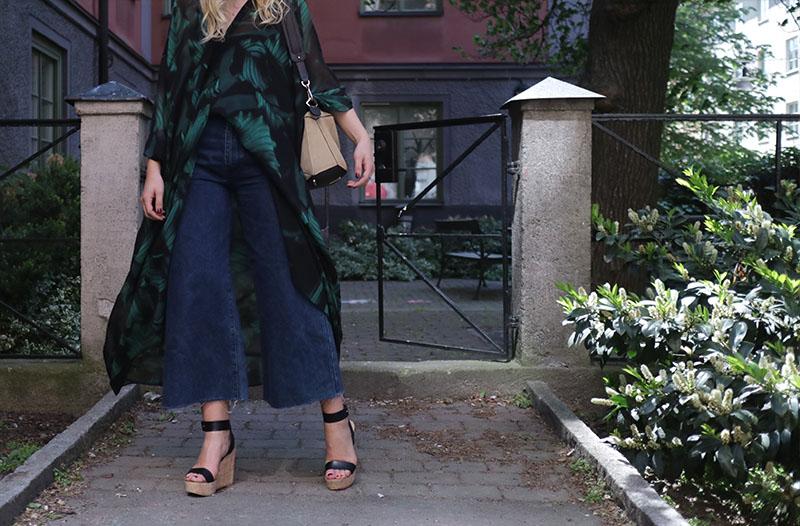Styla kaftan kimono
