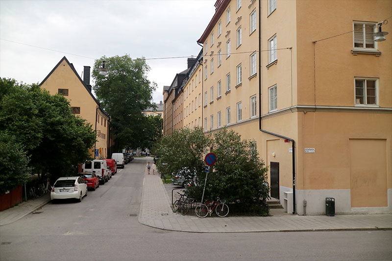 Gotlandsgatan Södermalm