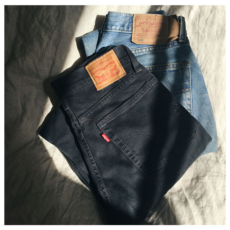 Jeans Levis 501 Wedgie
