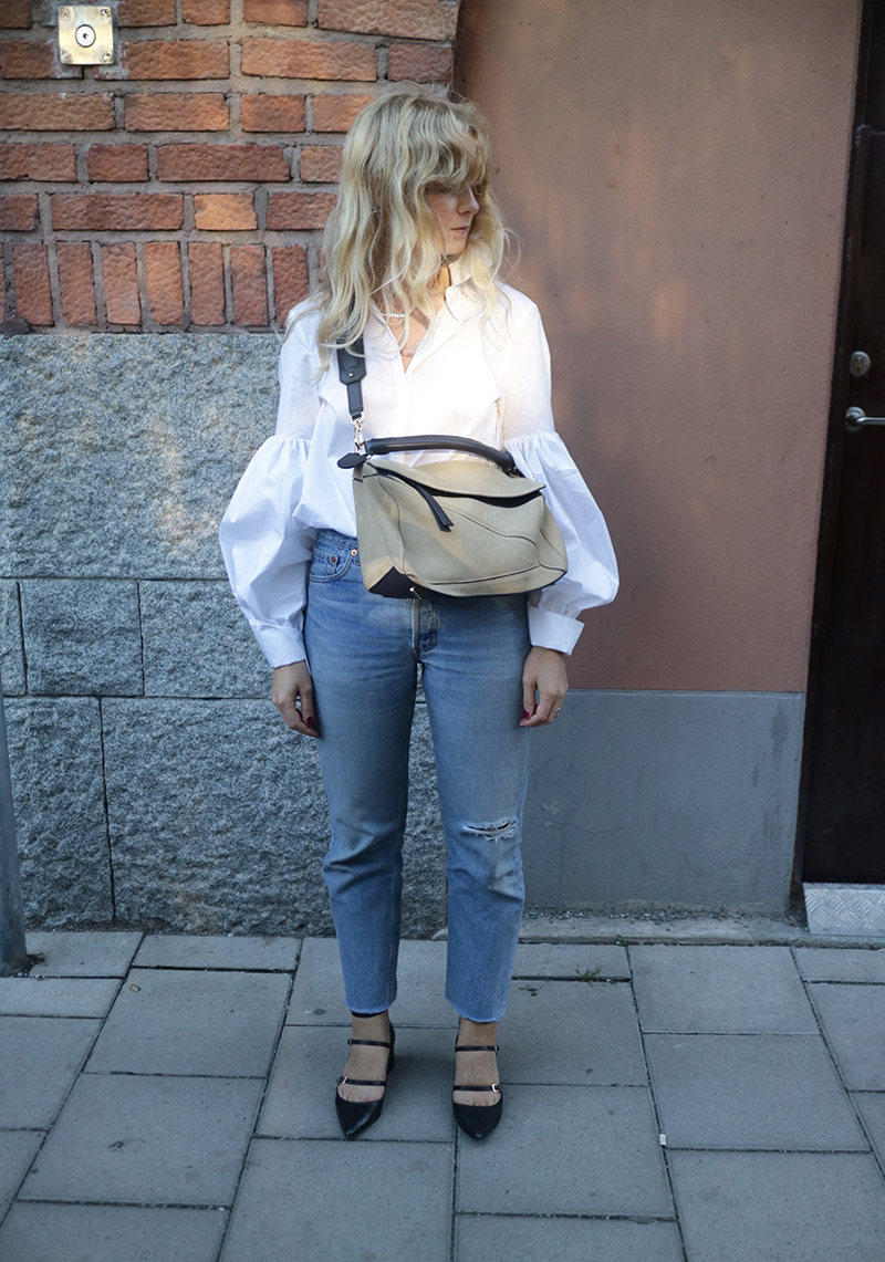 Fanny Ekstrand Outfit Jeans
