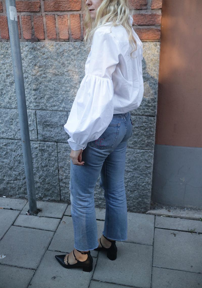 Fanny Ekstrand Outfit Skjorta