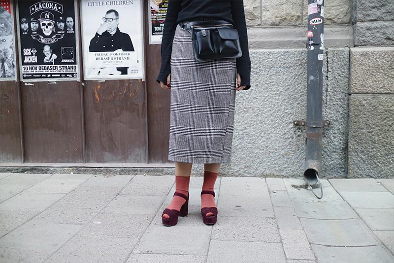 Fanny Ekstrand Outfit Metro