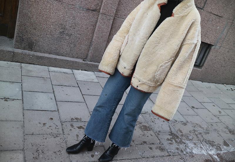 Fanny Ekstrand Metro Mode Outfit