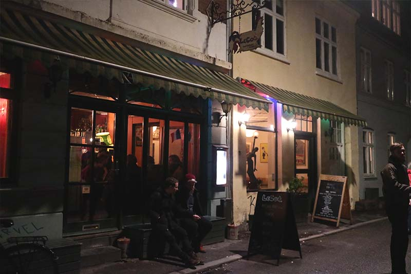 Restauranger Aarhus Danmark