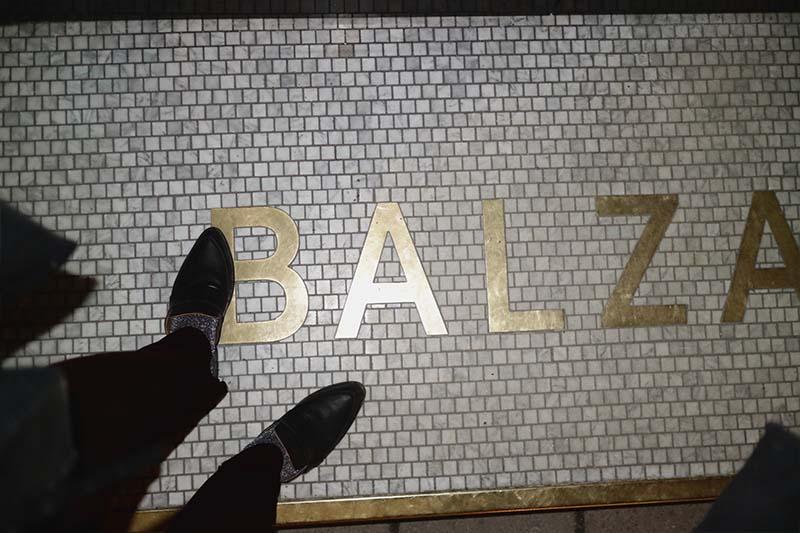 Balzac Odengatan