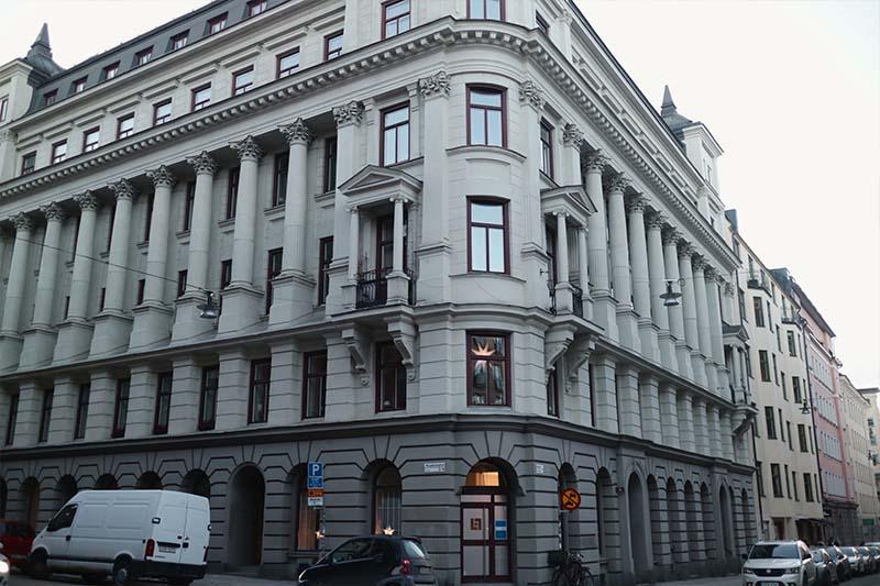 Borgmästargatan Åsögatan