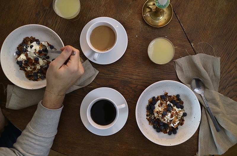 Fanny Ekstrand Frukost