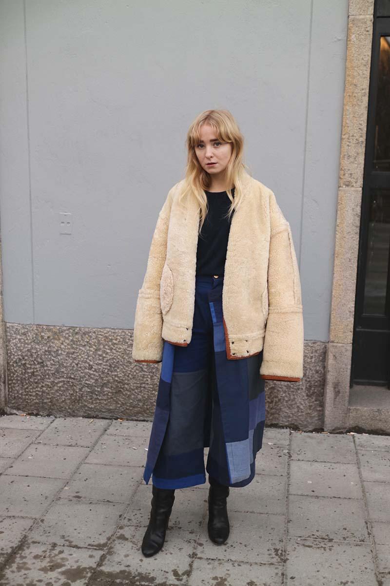 Fanny Ekstrand Outfit Jeans