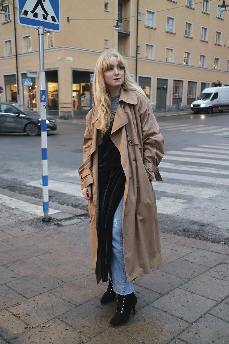 Fanny Ekstrand Outfit Klänning